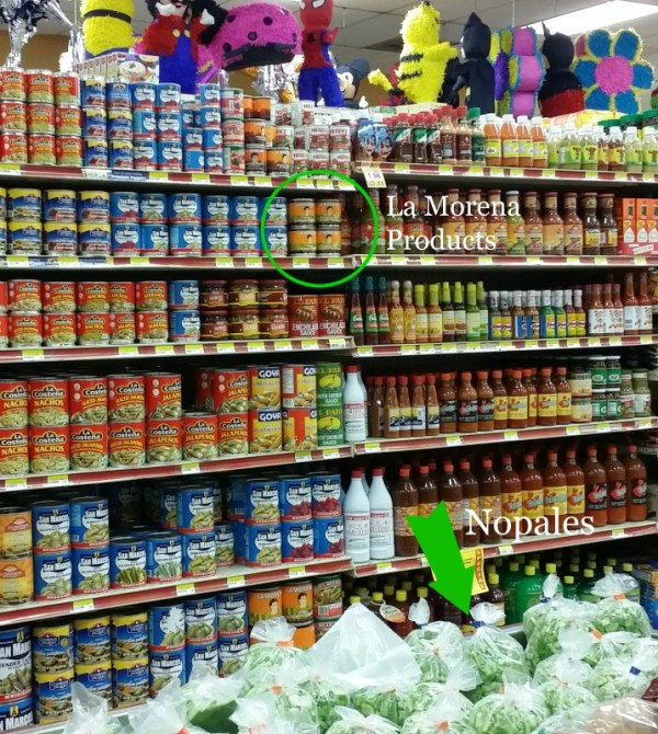 La Morena Pickled Jalepenos