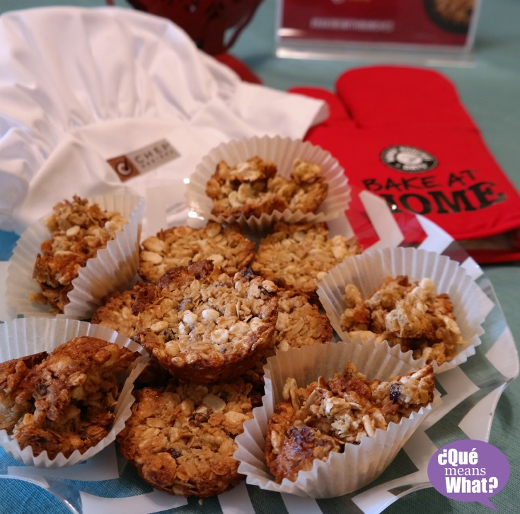 Honey Bunches of Oats Bake at Home Granola Snackers on QueMeansWhat.com
