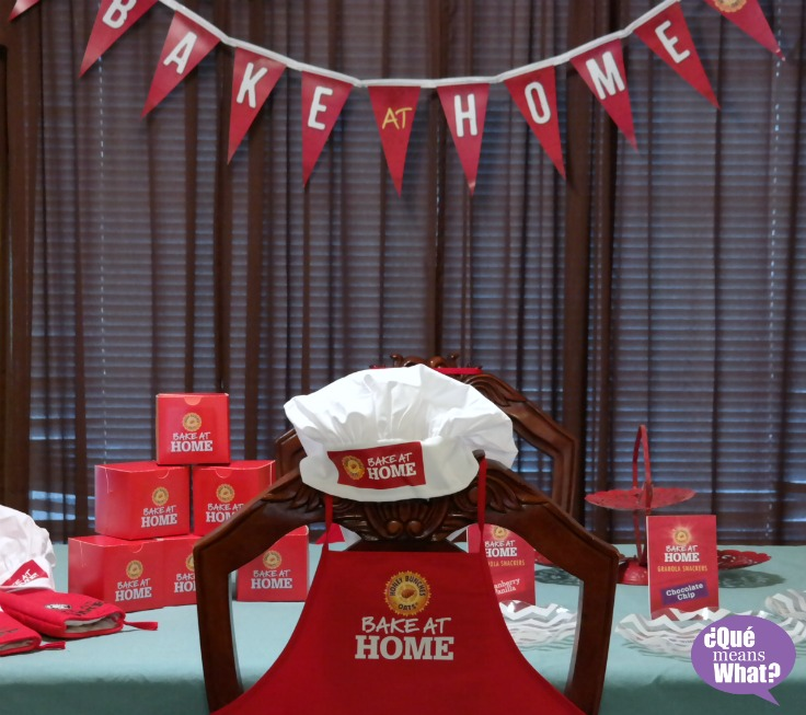 Honey Bunches of Oats Bake at Home Party QueMeansWhat.com