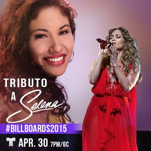 Jlo Selena Tribute on Latin Billboard Awards Photo Credit: Facebook.com/selenalaleyenda