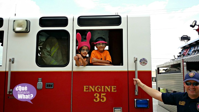 Summer Fire Safety with SAFD