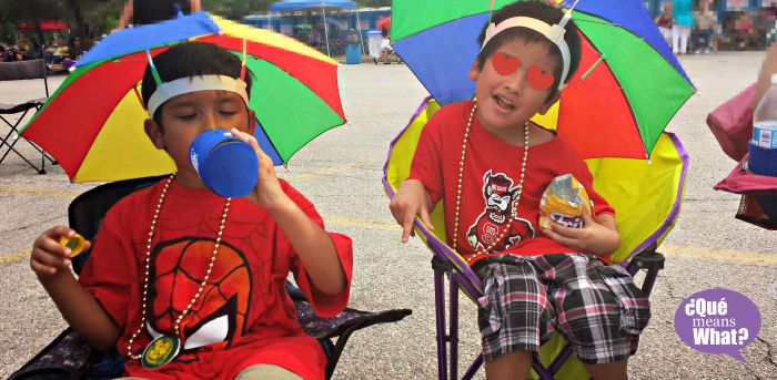 Outdoor Festival in San Antonio - QueMeansWhat