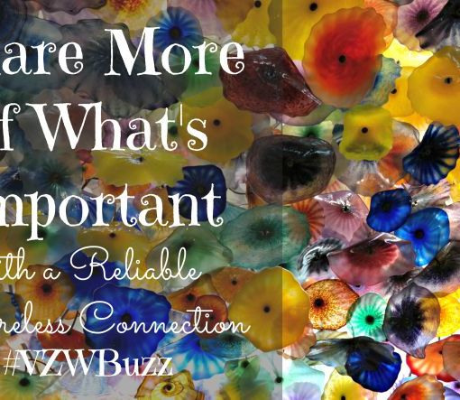 Share More of What's Important - QueMeansWhat