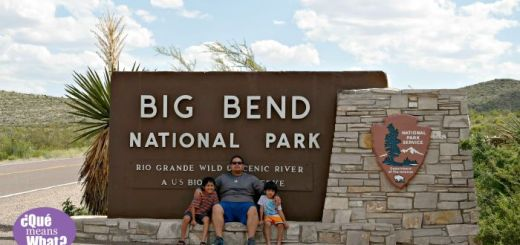 Summer Trip to Big Bend National Park - QueMeansWhat.com