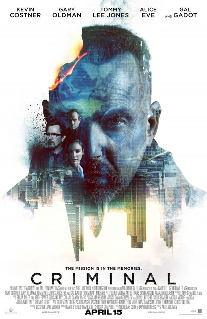 Criminal Movie - Kevin Costner