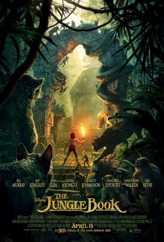 10 Favorite Things about The Jungle Book Movie