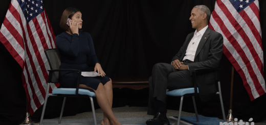 Gina Rodriguez Interviews President Obama