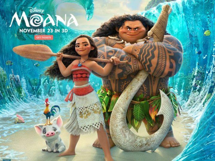 MOANA Movie in Theaters November 23, 2016