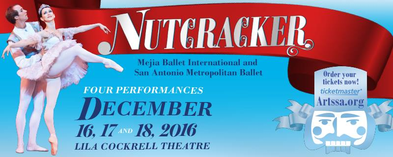 ARTS San Antonio The Nutcracker 2016