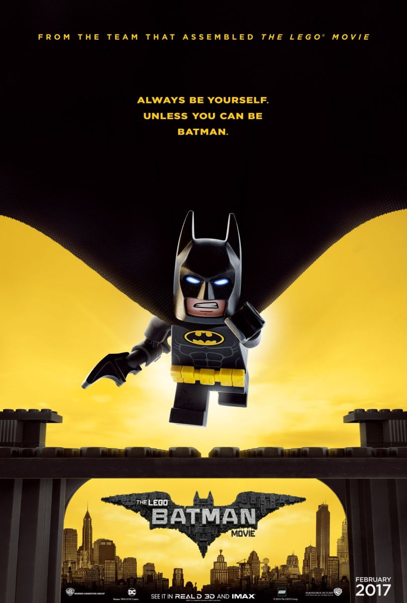 The LEGO Batman Movie - Activity Book Download and Screening Passes