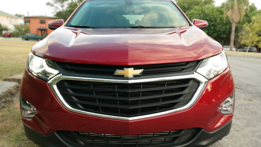 Road Trip with Chevy Equinox - QueMeansWhat.com