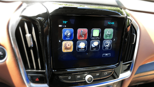 Tips for Family Road Trips in a Connected Car - Chevrolet MyLink
