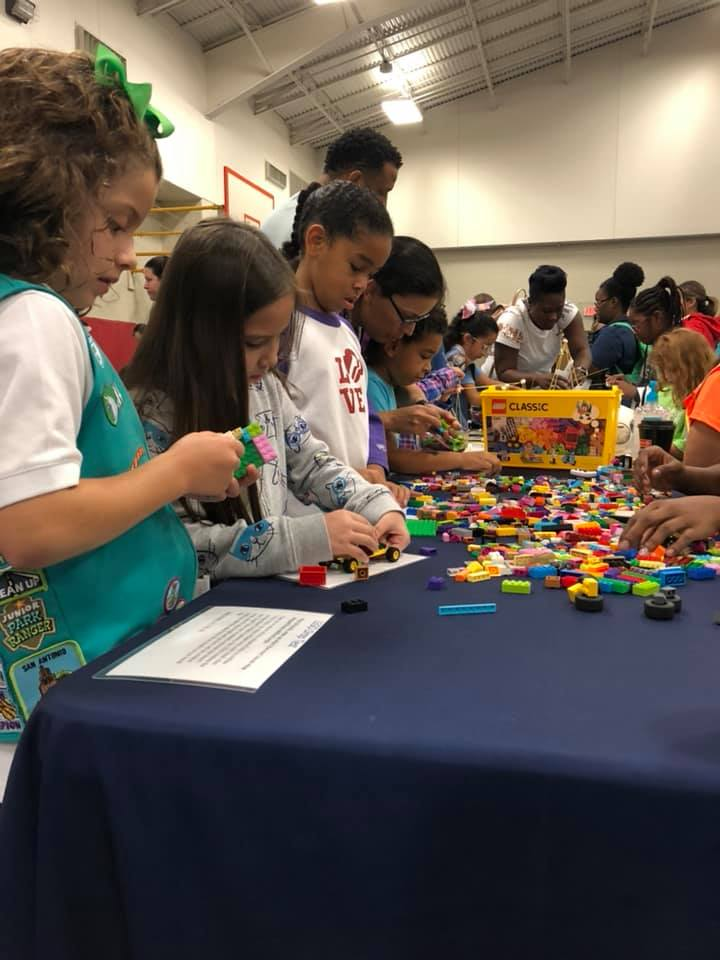 Day of the Girl - Girl Scouts of Southwest Texas Programs