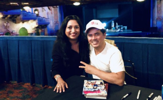 John Leguizamo at The Majestic Theatre in San Antonio, TX