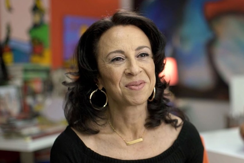 Maria Hinojosa, President and Founder of Futuro Media | Keynote Speaker at StartUp Chica Nacional