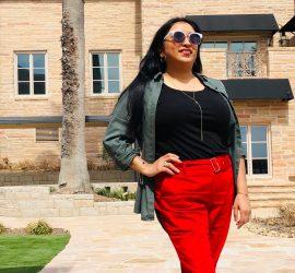 Texas Latina Blogger - Melanie MG