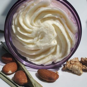 Whipped Ginger Rell Butter