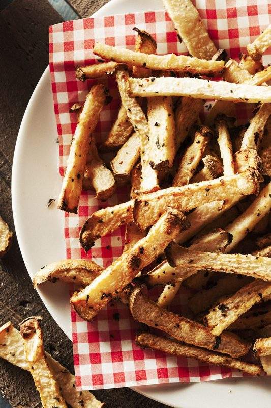 Organic Belgium Fries for Poutine