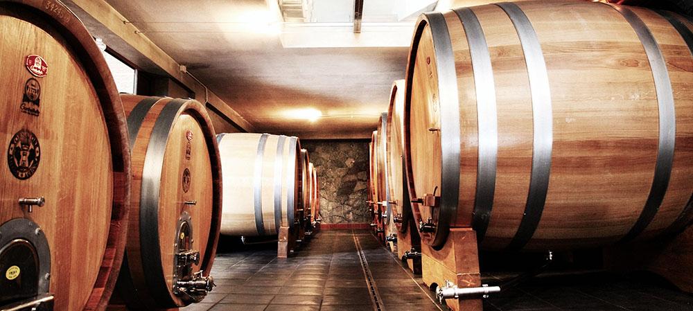 Cellars at Tornatore