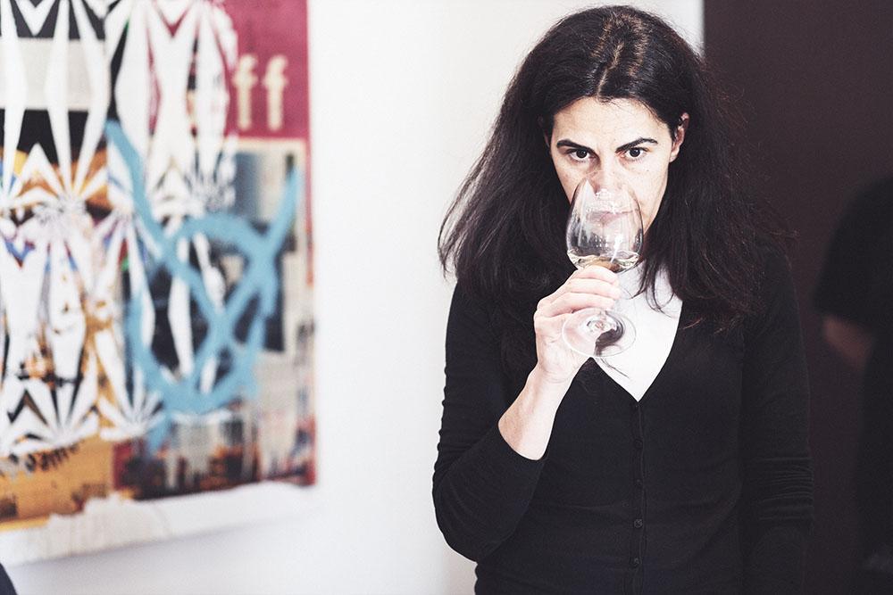 Vera Moreira winemaker Quinta do Gradil