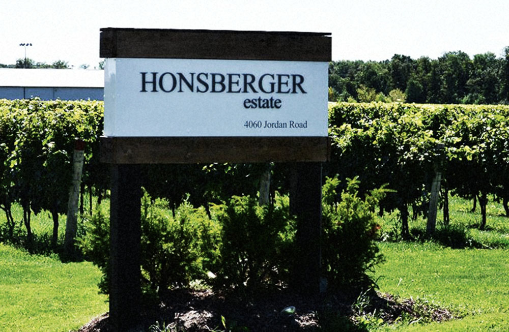 Honsberger estate