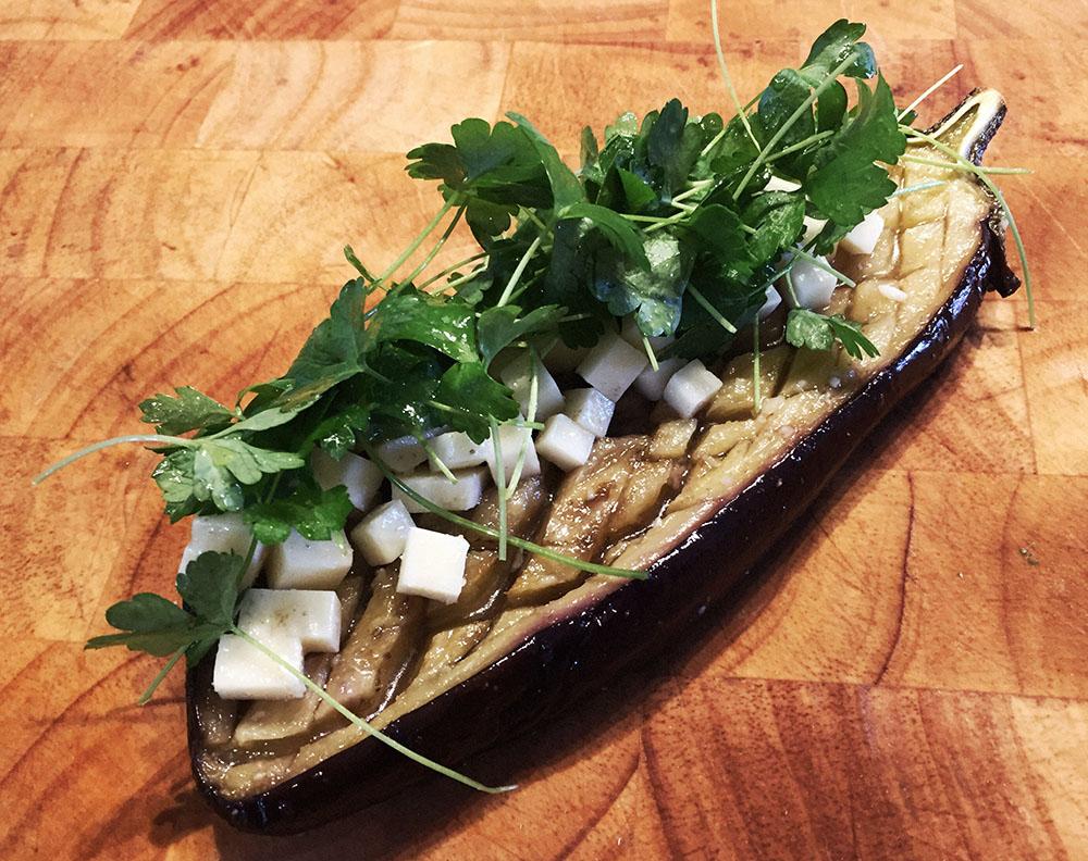 farm-to-table eggplant recipe