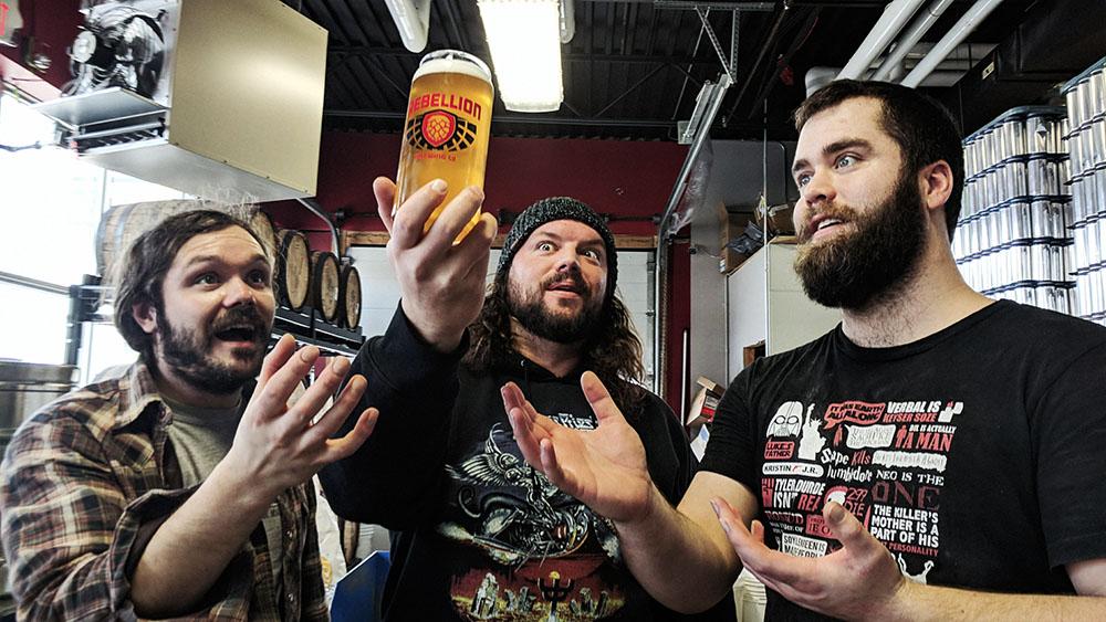 Rebellion Brewery