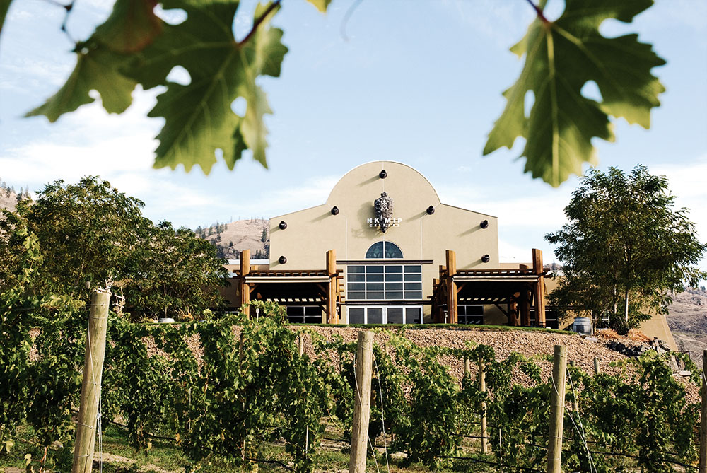 NK Winery Exterior