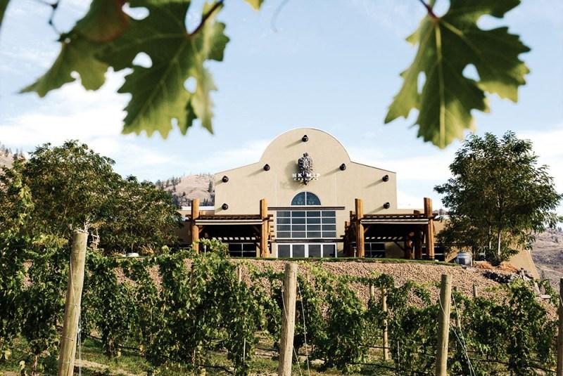 NK Winery Exterior
