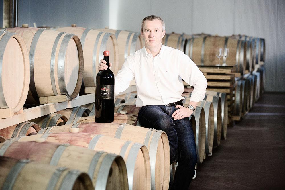 Weingut Leth winemaker