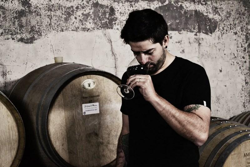 Pablo Miras winemaker