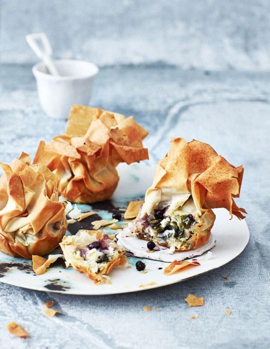 Wild blueberries recipe by WBANA