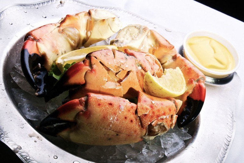 Stone Crabs at Fish House