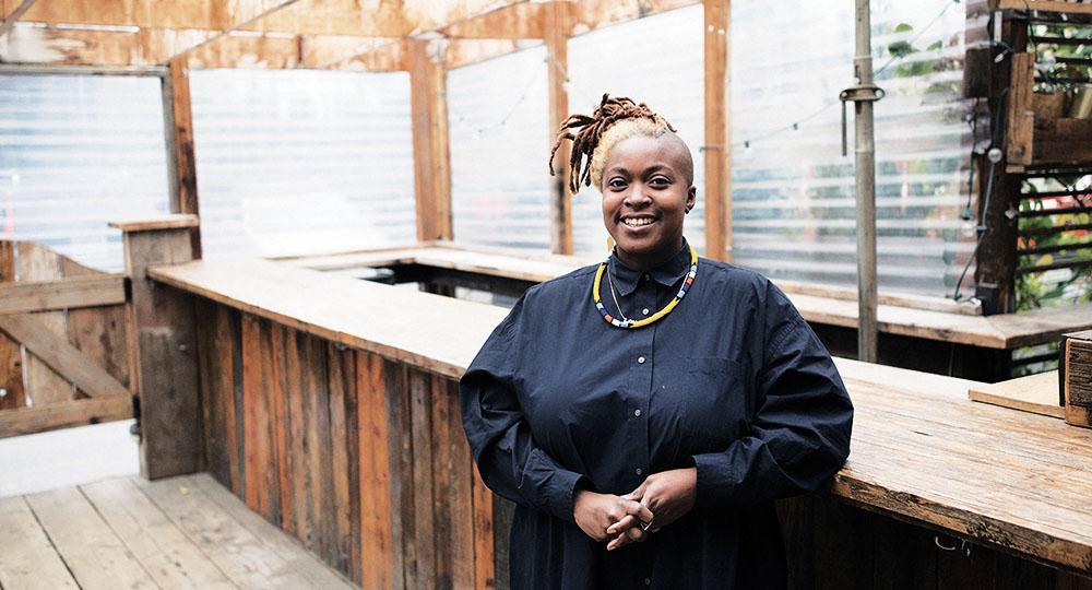 Suzanne Barr - Quench Maverick Chef 2019