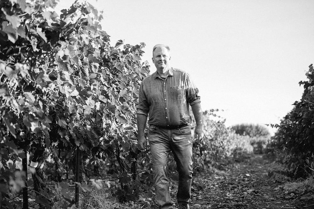 Mike Martin The Walls Vineyard Oregon