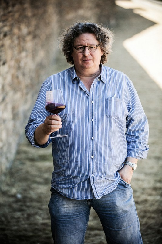 Dirk van de Niepoort from the Douro Boys