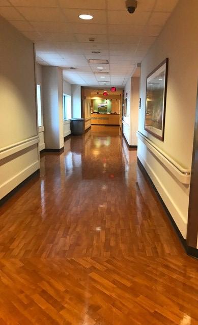 18th hallway