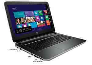 Notebook HP Pavilion 14-v064br core i5-4210U, 8GB, 1TB Placa Gráfica 830M de 2GB