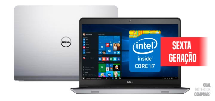 Notebook Dell Inspiron I14-5457-A40 recomendado 2016