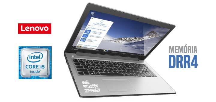 Lenovo Ideapad 310 80UH0003BR i5