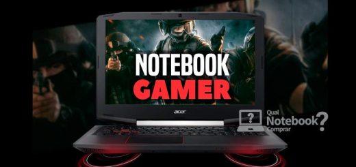 comprar Notebooks Gamers e Avançados com ótimos descontos