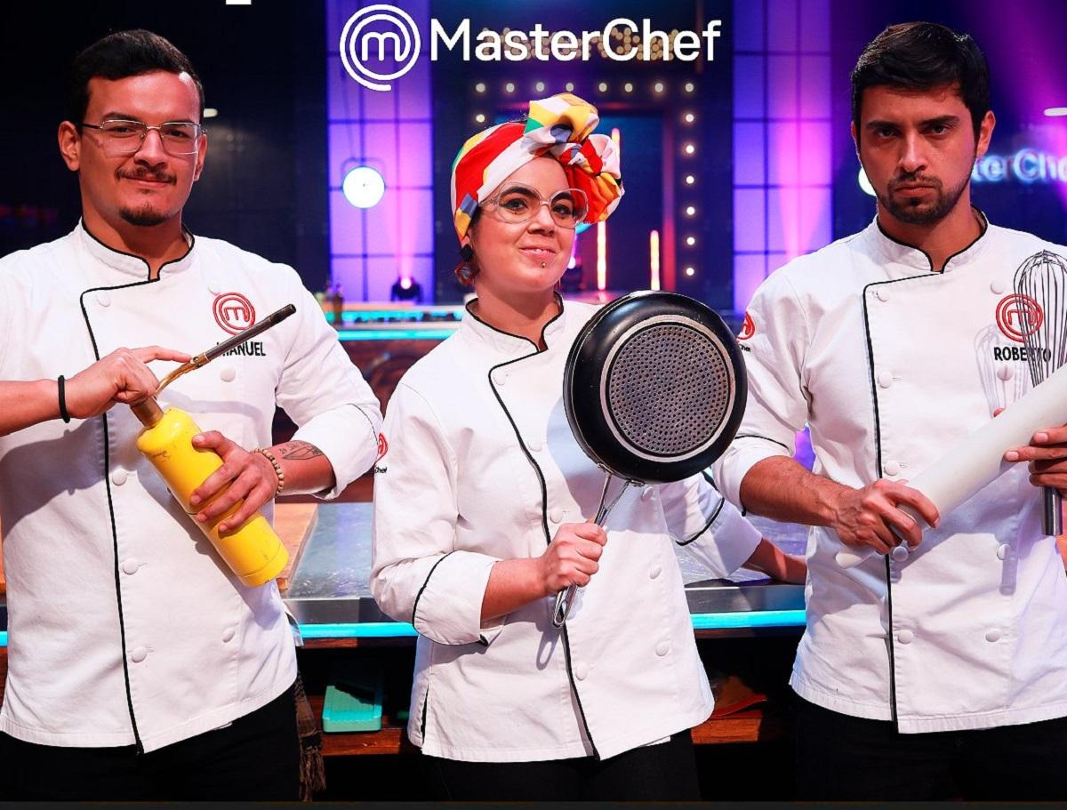Finalistas MasterChef Ecuador