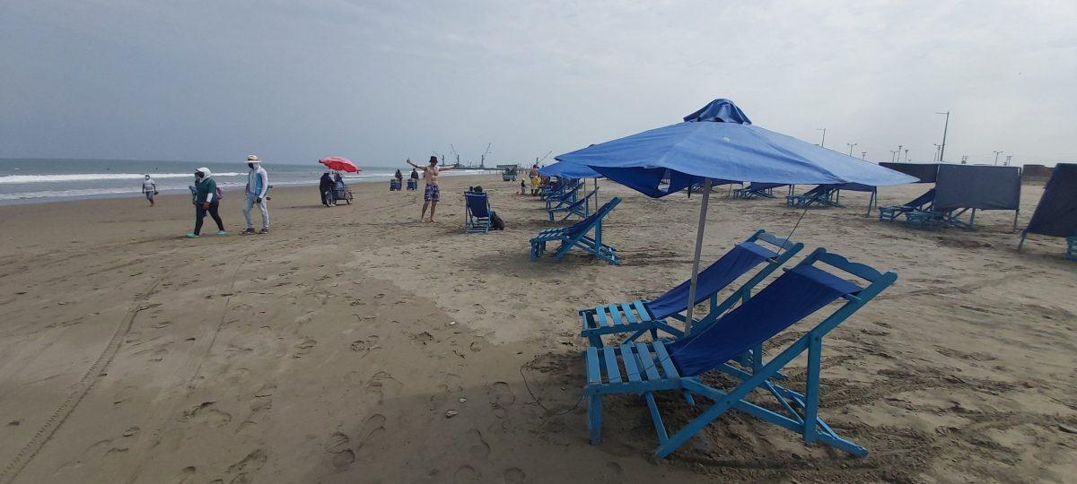 playa manta cerradas