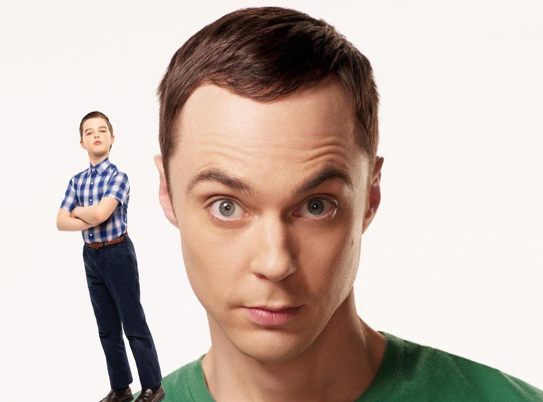 Sheldon Cooper Nuevas Temporadas Young Sheldon The Big Bang Theory