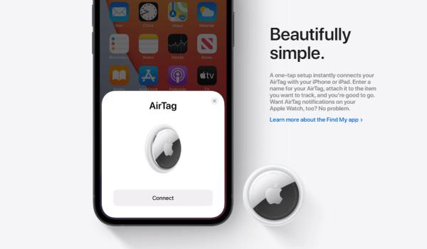 Airtag Apple Spring Loaded Innovaciones
