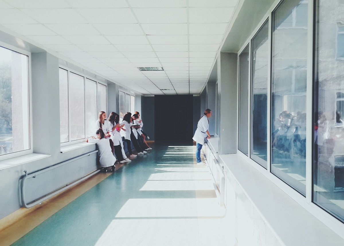 Ausentismo laboral hospital