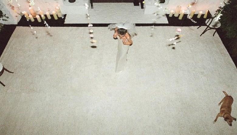 Ariana grande fotografia boda