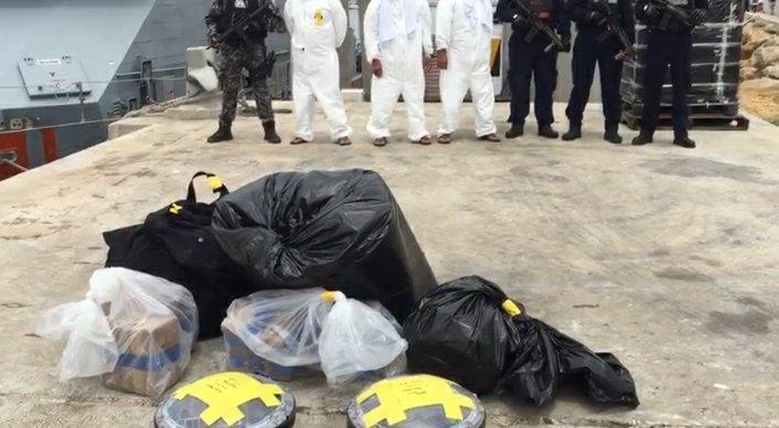 Ecuatorianos detenidos