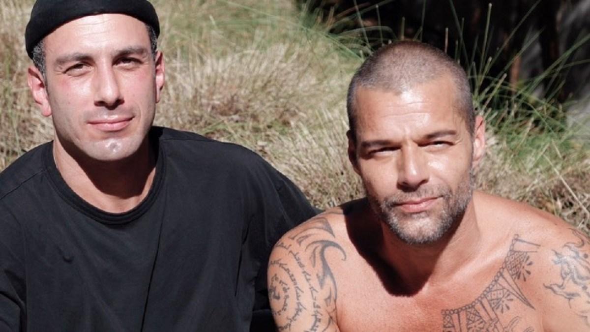 Ricky Martin esposo
