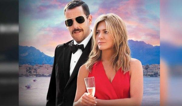 Jennifer Aniston en Netflix